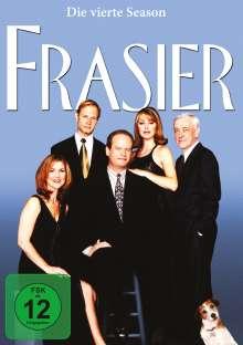 Frasier Season 4, 4 DVDs