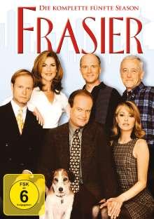 Frasier Season 5, 4 DVDs