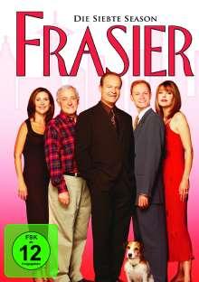 Frasier Season 7, 4 DVDs