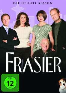 Frasier Season 9, 4 DVDs