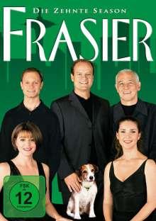 Frasier Season 10, 4 DVDs