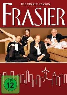 Frasier Season 11 (finale Staffel), 4 DVDs