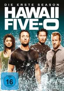 Hawaii Five-O (2011) Season 1, 6 DVDs