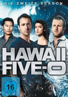 Hawaii Five-O (2011) Season 2, 6 DVDs
