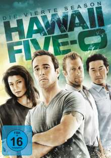 Hawaii Five-O (2011) Season 4, 6 DVDs