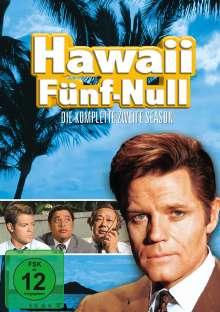 Hawaii Five-O Season 2, 6 DVDs