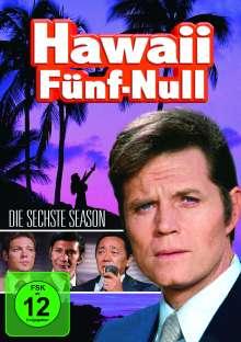 Hawaii Five-O Season 6, 6 DVDs