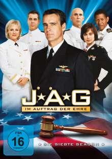 J.A.G. - Im Auftrag der Ehre Season 7, 5 DVDs