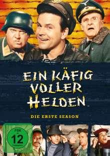 Ein Käfig voller Helden Season 1, 5 DVDs