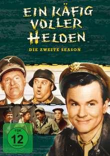 Ein Käfig voller Helden Season 2, 5 DVDs