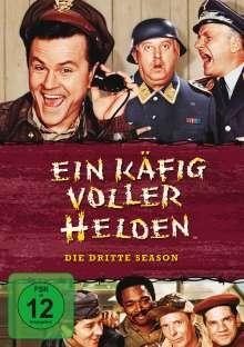 Ein Käfig voller Helden Season 3, 5 DVDs