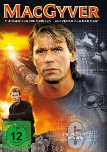 MacGyver Season 6, 6 DVDs