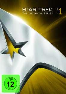 Star Trek Raumschiff Enterprise Staffel 1, 8 DVDs
