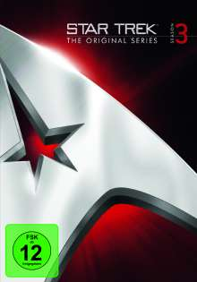 Star Trek Raumschiff Enterprise Staffel 3, 7 DVDs