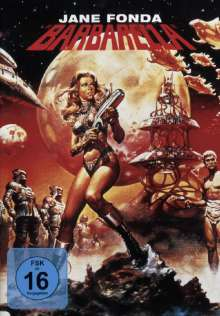 Barbarella, DVD