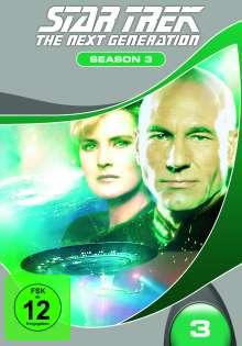 Star Trek: The Next Generation Season 3, 7 DVDs