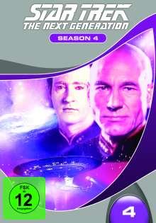 Star Trek: The Next Generation Season 4, 7 DVDs