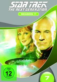 Star Trek: The Next Generation Season 7, 7 DVDs