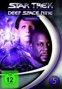 Star Trek: Deep Space Nine Season 5, 7 DVDs