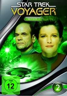 Star Trek Voyager Season 2, 7 DVDs