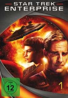 Star Trek Enterprise Season 1, 7 DVDs