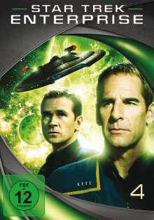 Star Trek Enterprise Season 4, 6 DVDs