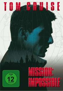 Mission: Impossible, DVD