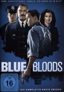 Blue Bloods Staffel 1, DVD