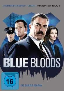 Blue Bloods Staffel 2, DVD
