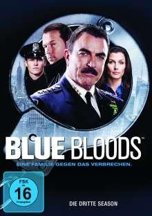 Blue Bloods Staffel 3, 6 DVDs