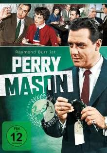 Perry Mason Season 2, 8 DVDs