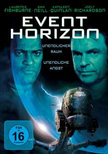 Event Horizon, DVD