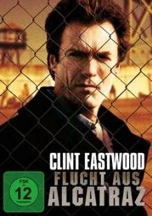 Flucht von Alcatraz, DVD