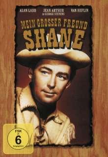 Mein großer Freund Shane, DVD