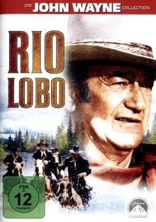 Rio Lobo, DVD