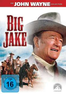 Big Jake, DVD