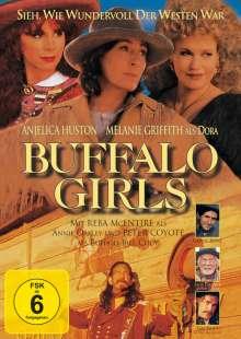 Buffalo Girls, DVD