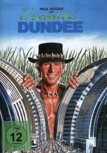 Crocodile Dundee, DVD