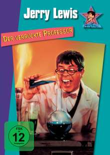 Der verrückte Professor (1963), DVD
