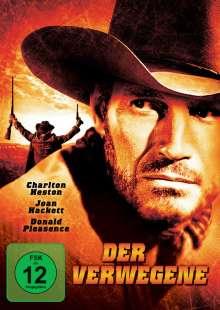 Der Verwegene, DVD