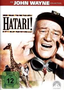 Hatari, DVD