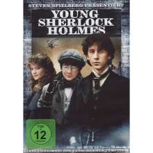 Young Sherlock Holmes (Geheimnis des verborgenen Tempels), DVD