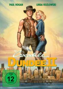 Crocodile Dundee 2, DVD