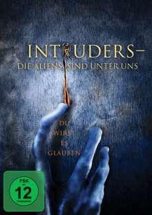 Intruders - Die Aliens sind unter uns, DVD