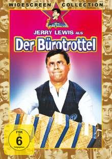 Der Bürotrottel, DVD