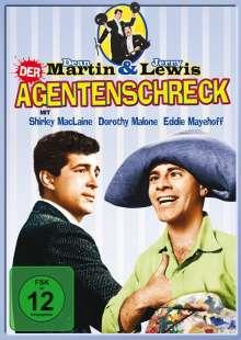 Der Agentenschreck, DVD