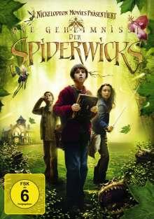 Die Geheimnisse der Spiderwicks, DVD