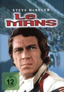 Le Mans, DVD