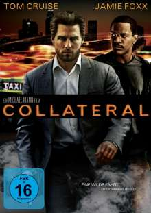 Collateral, DVD