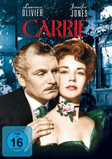 Carrie (1952), DVD